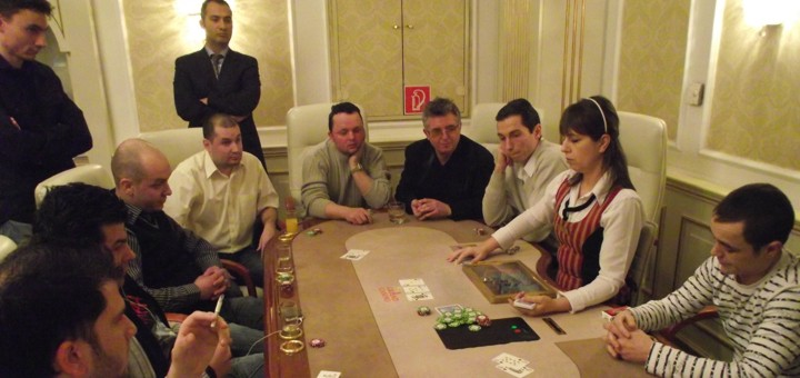 Grand Casino Marriott Bucharest
